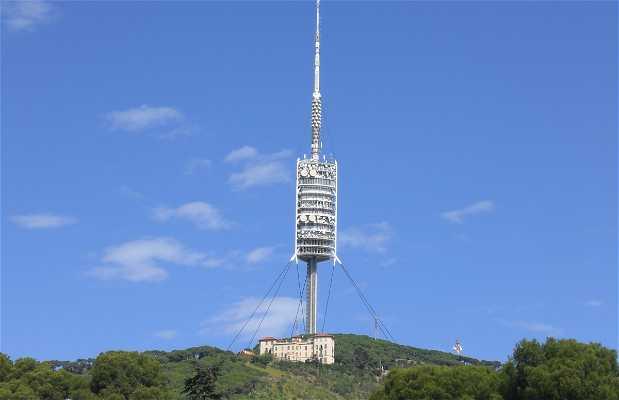 Torre de Collserolla