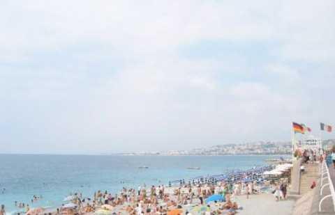 Playa de Opéra