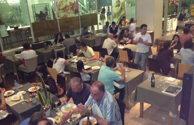 Bel Guardo Italian Restaurant @ Paragon