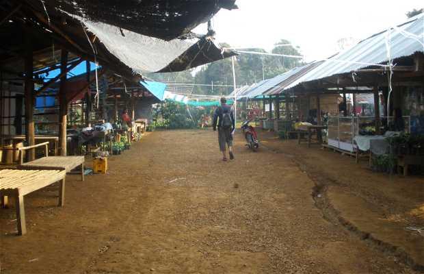 Mercado de té