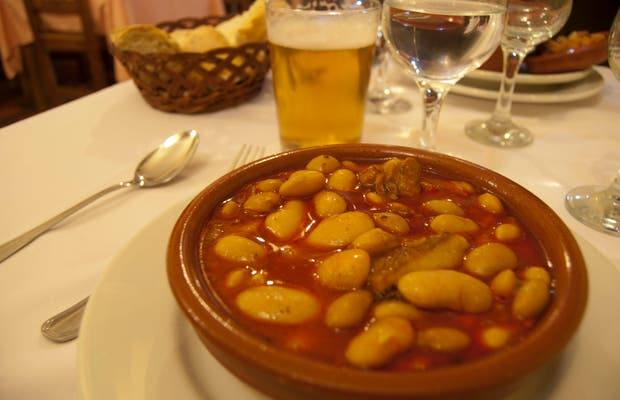 Restaurante El rincón de Reverte