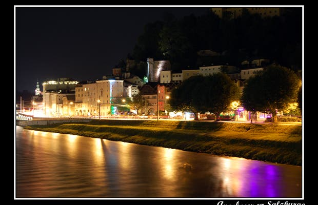 Río Salzach