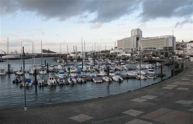 Paseo Marítimo de Ponta Delgada
