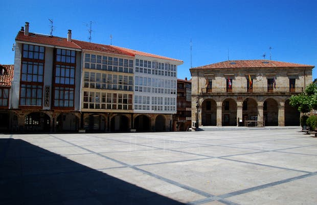 Sancho Garcia Square