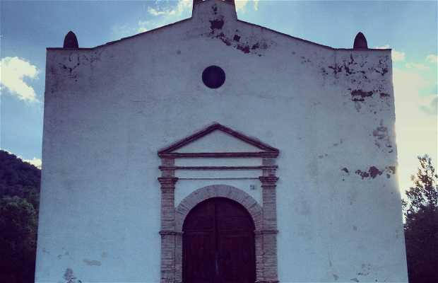 Ermita de Santo Domingo, Rasquera