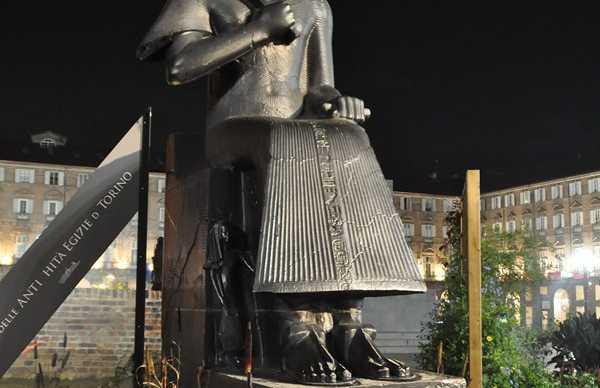 Ramsès II Statue