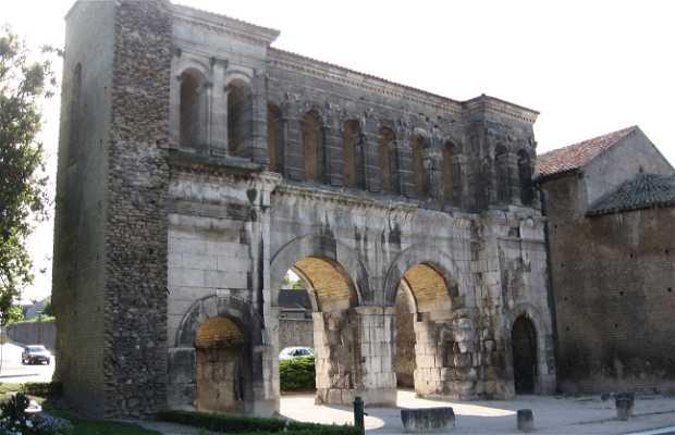 Puerta San Andrés