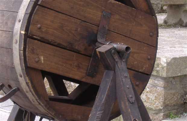 Instrumentos de tortura de la Inquisición