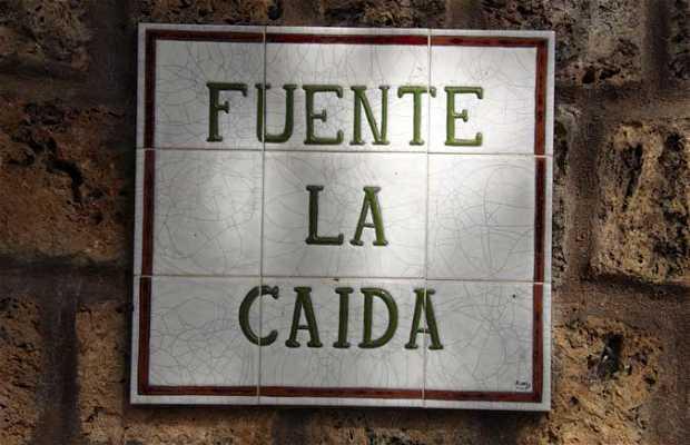 Fuente La Caída