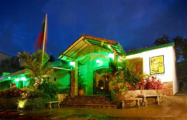 Restaurante la puerta del sol en bucaramanga 2 opiniones for Hora puerta del sol