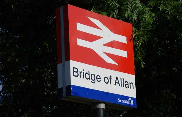 Bridge of Allan Railway Station