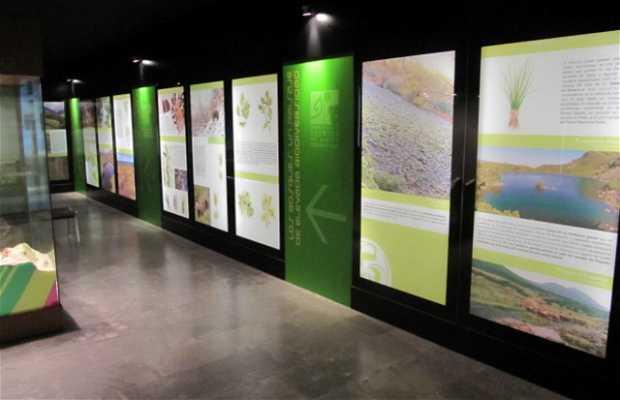 C.I. y Recepción de Visitantes del P.N. Fuentes Del Narcea, DEGAÑA E IBIAS. (Casa del Parque)