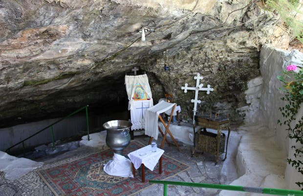 Monasterio de Spilianis