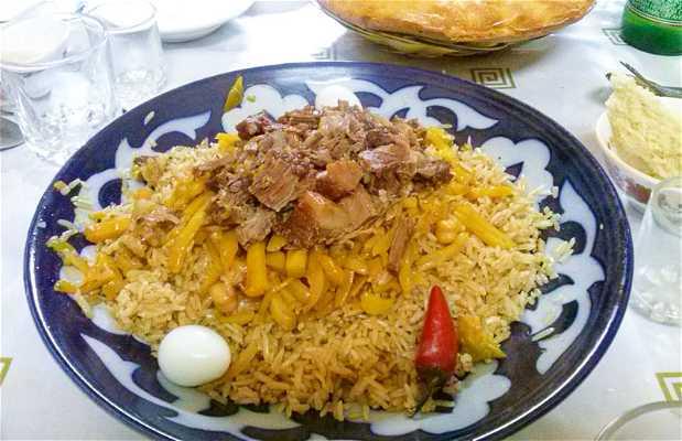 Restaurante Navruz Osh