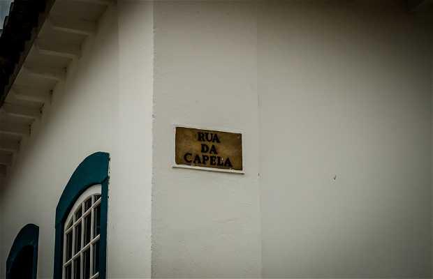 Rua da Capela