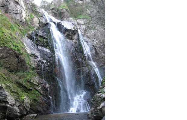 Cascada del río Toxa