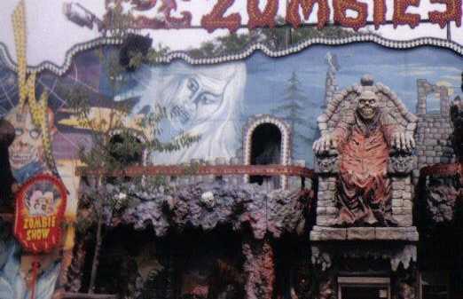 Wurstelprater Amusement Park