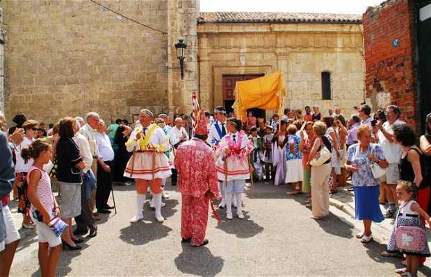 Danza del Paloteo