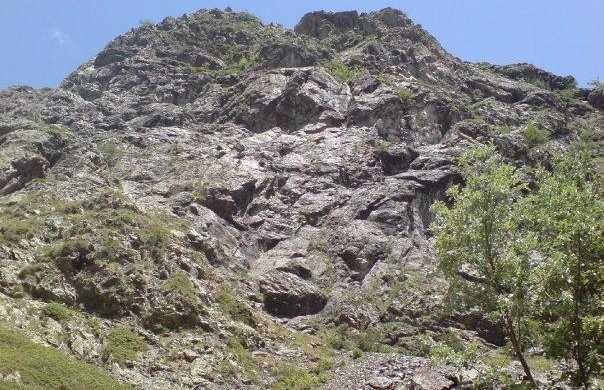 Montagnes saint léger les Mélèzes