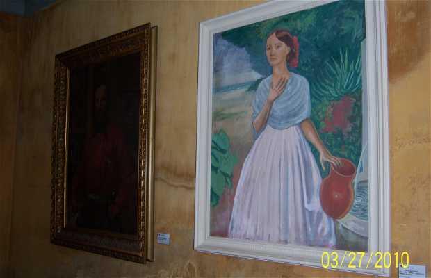 Casa Anita Garibaldi Laguna Brasil