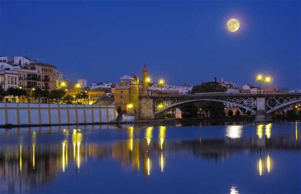 Puente de Isabel II - Puente de Triana