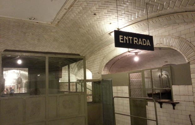 Museo Andén Cero - Stazione fantasma Chamberí