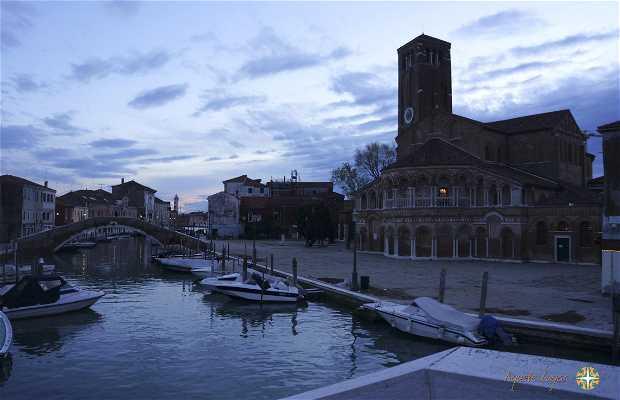 Igreja Santa Maria e São Donato