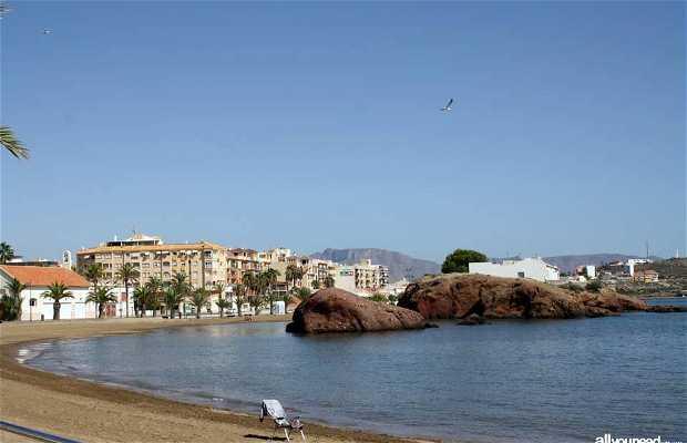 Playa de La Ermita