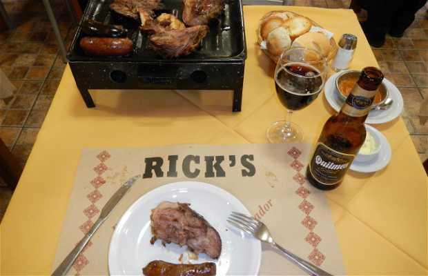 Restaurante Rick's