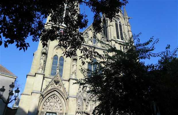 L'église Saint-Ségolène