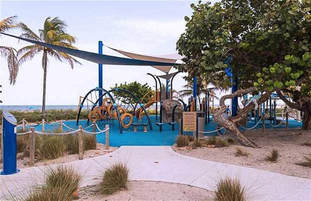 Calçadão de Pompano Beach