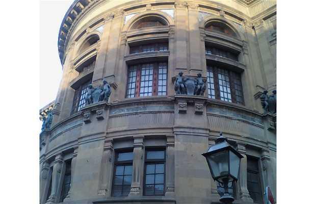 Biblioteca Nacional Central