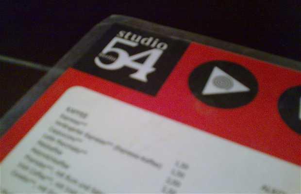 Café Estudio 54 (Fechado)
