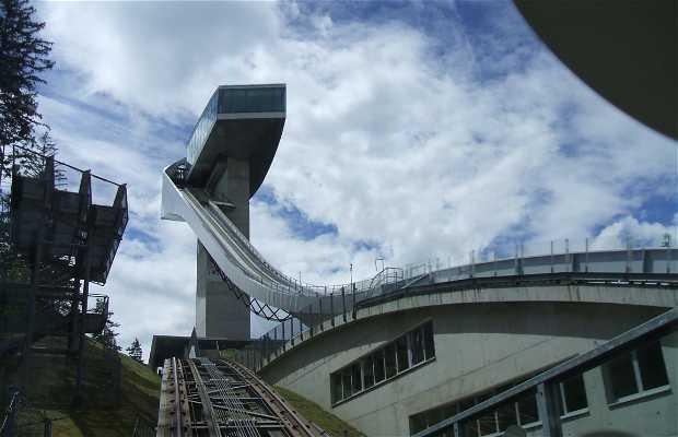 Bergisel Ski Jump (Bergiselschanze)