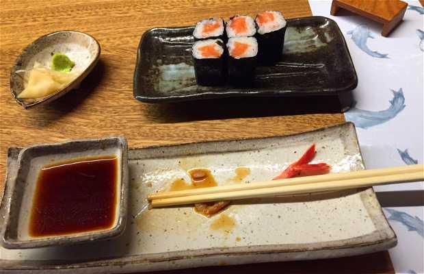Sushi Bar Nozomi