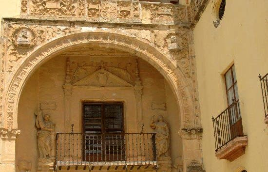 Valdehermoso Palace