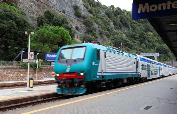 Tren de Cinque Terre