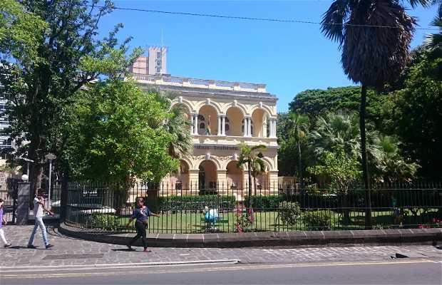 Maison Coloniale La Chaussée Road