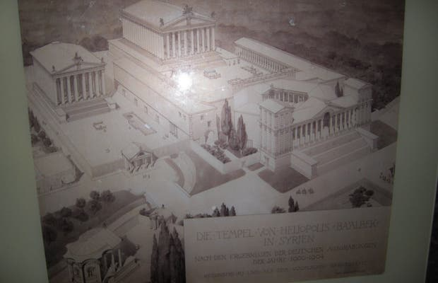 Baalbek Museum