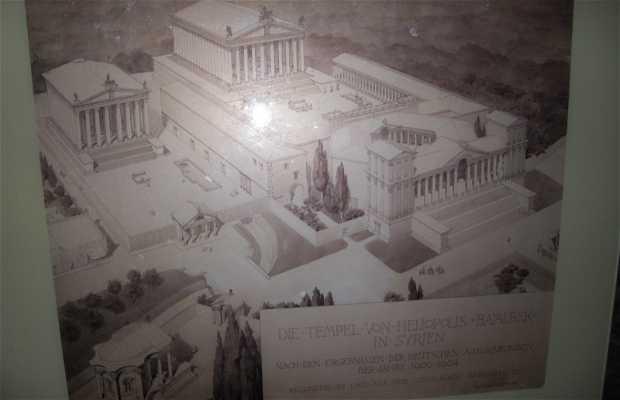 Templos Romanos de Baalbeck