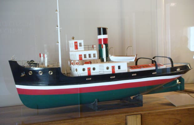 Museo de Modelismo Naval Julio Castelo Matrán