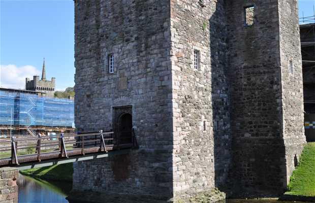 Castillo de Rothesay