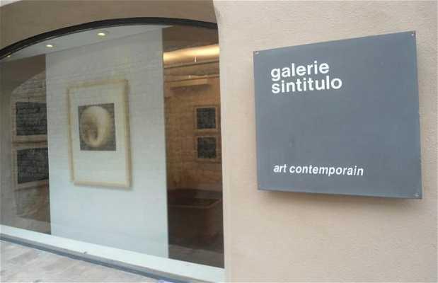 Galerie Sintitulo