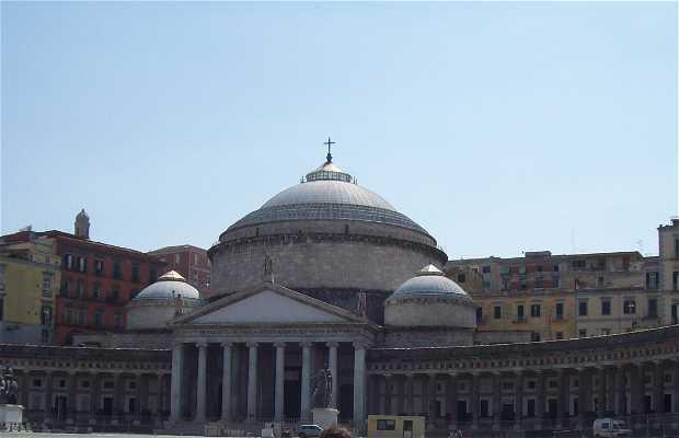 Plaza del Plesbicito