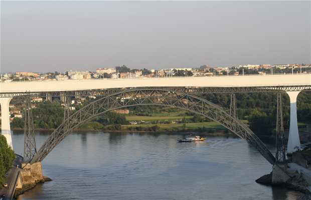 Ponte São João - Puente de San Juan