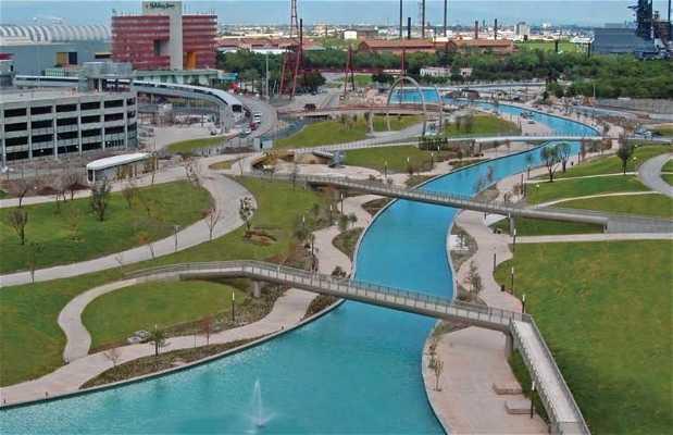 Parque Fundidora a Monterrey