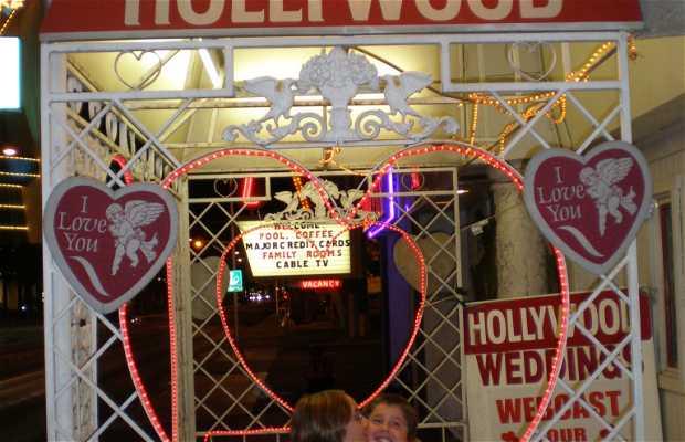 Hollywood Wedding Chapel