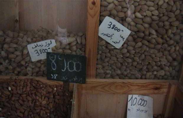 Mercado de Tunis