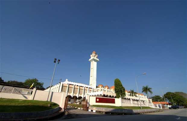 Mosquée Etat