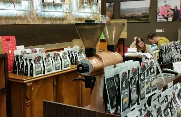 Sviezia Kava - Prekybos Centras